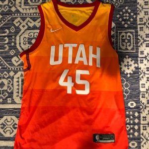 best sneakers 586bb 64bba Nike Utah Jazz city jersey